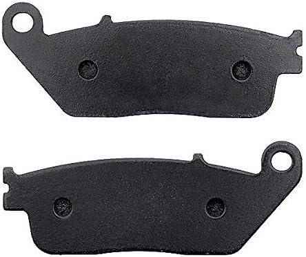 KMG Front Brake Pads for 1994-2007 Honda VT 600 Shadow Deluxe VLX Non-Metallic Organic NAO Brake Pads Set