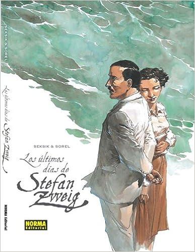 Los últimos días de Stefan Zweig (BIOGRAFÍA)