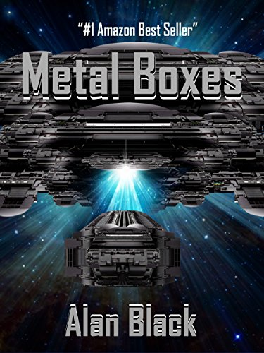 Metal Boxes by [Black, Alan]