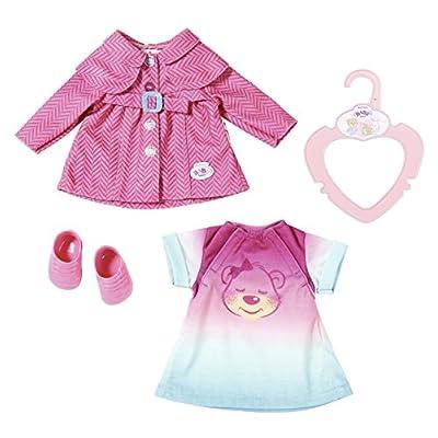 My Little Baby Born – Robe & Manteau – Vêtements pour Poupon 32 cm