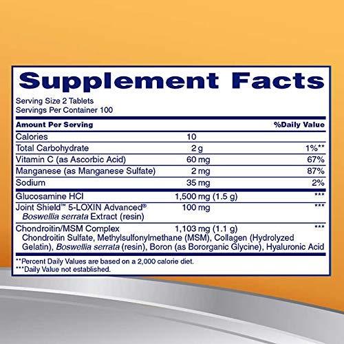 Amazon.com : Osteo Bi Osteo Bi Flex Tripple Strength Supplement (200Count), 200Count : Grocery & Gourmet Food