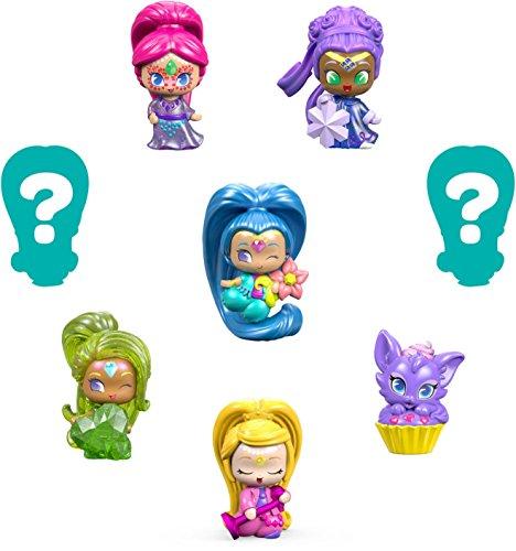 Fisher-Price Nickelodeon Shimmer & Shine, Teenie Genies, Series 2 Genie (8 Pack), #12