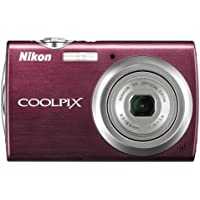 Nikon Coolpix S230 10MP Digital Camera with 3x Optical Zoom and 3 inch Touch Panel LCD (Plum) Explained Review Image