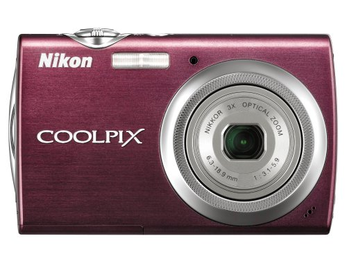 Nikon Coolpix S230 10MP Digital Camera with 3x Optical Zoom and 3 inch Touch Panel LCD ()