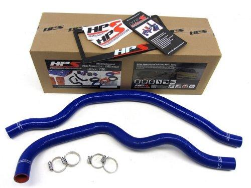 HPS Silicone Radiator Hose Kit for Honda S2000 57-1024-BLUE