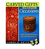 img - for [(Carved Gifts for All Occasions: 100 Simple Projects for the Woodcarver )] [Author: James E. Seitz] [Dec-2006] book / textbook / text book