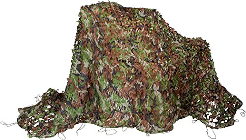 Modern Warrior Hunting & Tactical Net, 8 x 5', Camouflage -
