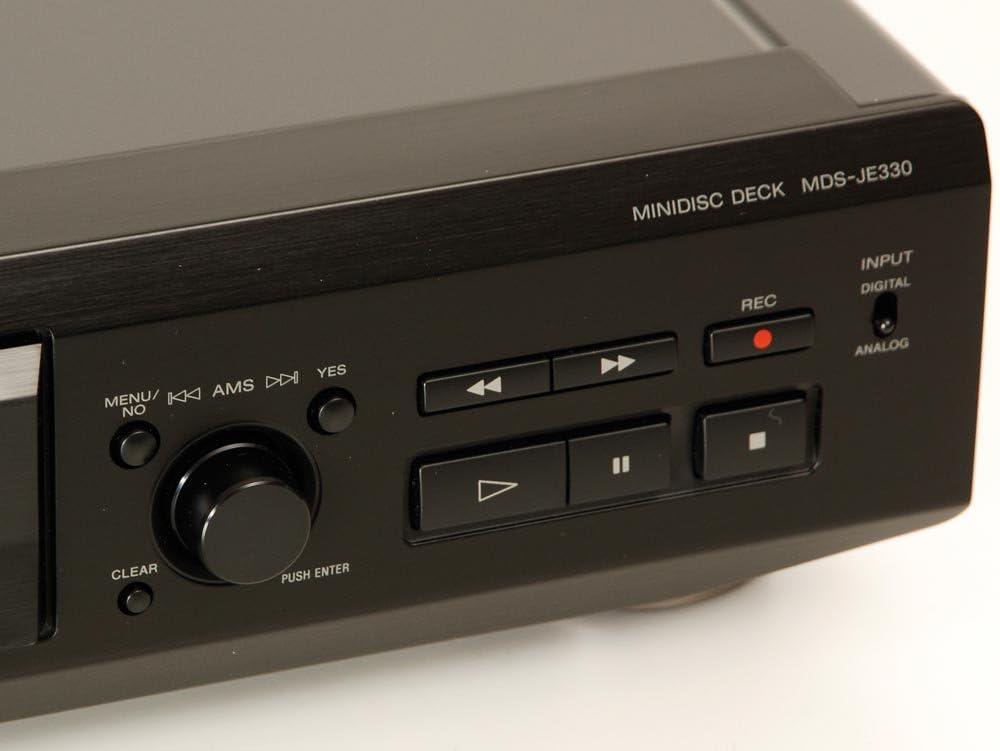Sony Mds Je 330 Md Rekorder Elektronik