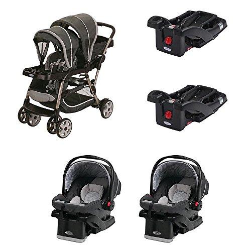 Graco Dual Baby Stroller - 5