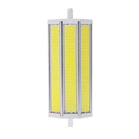 220V R7S LED Lámpara 78mm 118mm 135mm 189mm 10W 15W 20W 25W COB ...