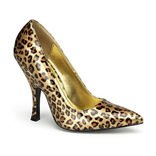 Heels-Perfect - Zapatos de vestir de material sintético para mujer multicolor multicolor dorado - multicolor