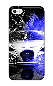 New Bugatti Tpu Case Cover, Anti-scratch ShinnyStore Phone Case For Iphone 5/5s