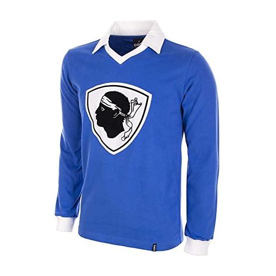 Copa Football - Maillot rétro SEC Bastia 1977-78