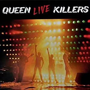 queen live killers red and green japanese pressings without obi strip queen. Black Bedroom Furniture Sets. Home Design Ideas