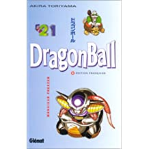 DRAGON BALL T21 - MONSIEUR FREEZER