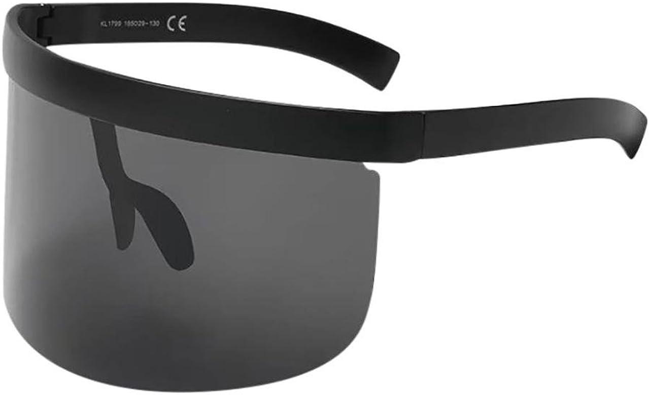 gafas de sol mujer Gafas de sol vintage unisex Marco de gran ...