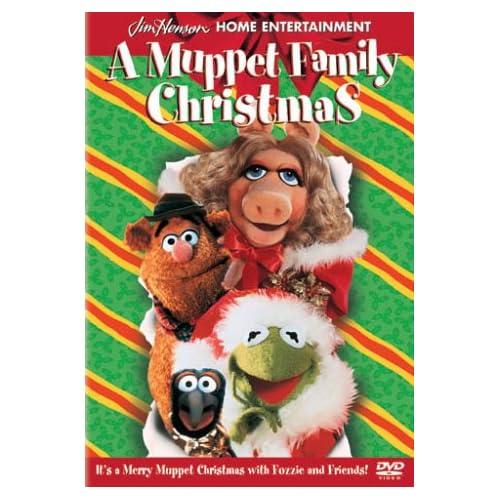 amazoncom a muppet family christmas frank oz dave goelz richard hunt kathryn mullen jerry nelson karen prell steve whitmire david rudman - Muppets Family Christmas