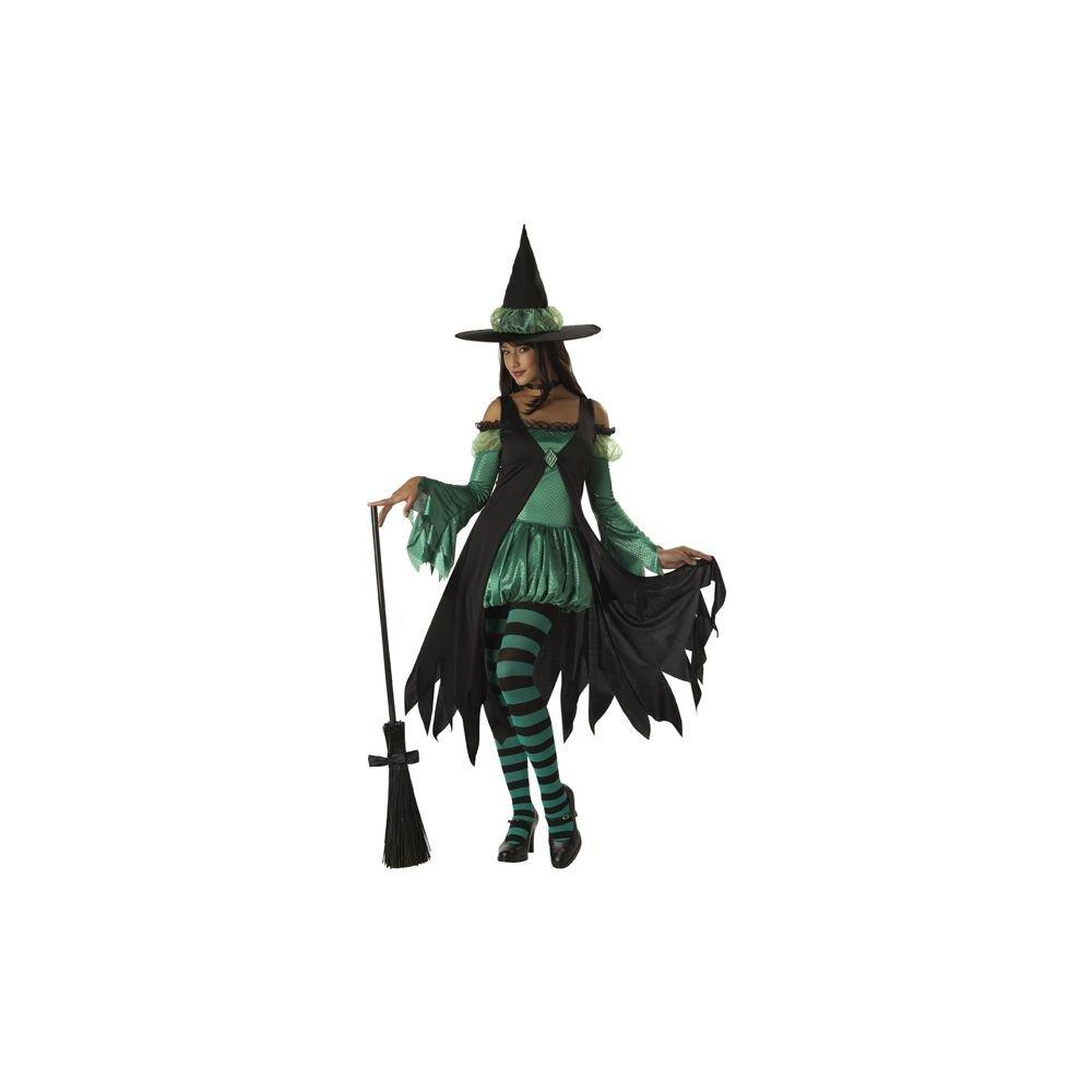 California disfraces para mujer esmeralda bruja disfraz extra ...