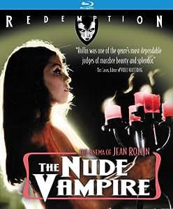 The Nude Vampire [Blu-ray]
