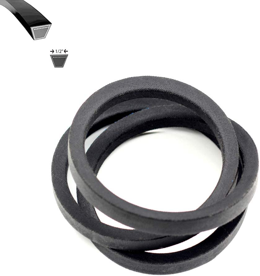 kenshopping 26-9670 Replacement Belt 1//2-Inch by 40-Inch fits Toro Snow Throwers