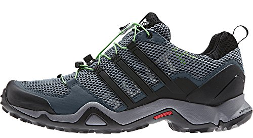 9743d5bb9 Adidas Terrex Swift R Shoe - Men s Dark Onix   Blck   Smi Slr Grn 10.5 -  Buy Online in UAE.