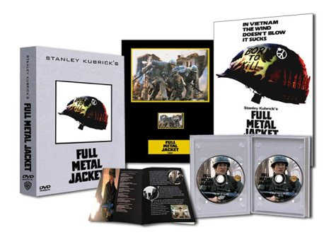Full Metal Jacket (Limited Edition Collector's Set) by Creative Design Art