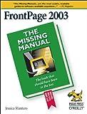 FrontPage 2003, Mantaro, Jessica, 059600950X