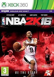 Amazon.com: NBA 2K16 - Xbox 360: Take 2 Interactive: Video