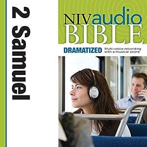 NIV Audio Bible: 2 Samuel (Dramatized) Audiobook