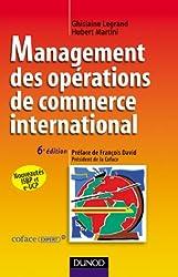 Management des opérations de commerce international