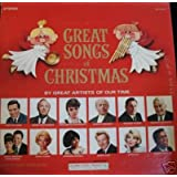 Andy Williams, Robert Goulet, Carol Lawrence, The Brothers Four ...