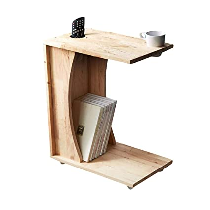 Amazoncom Coffee Tables Side Table Magazine Storage