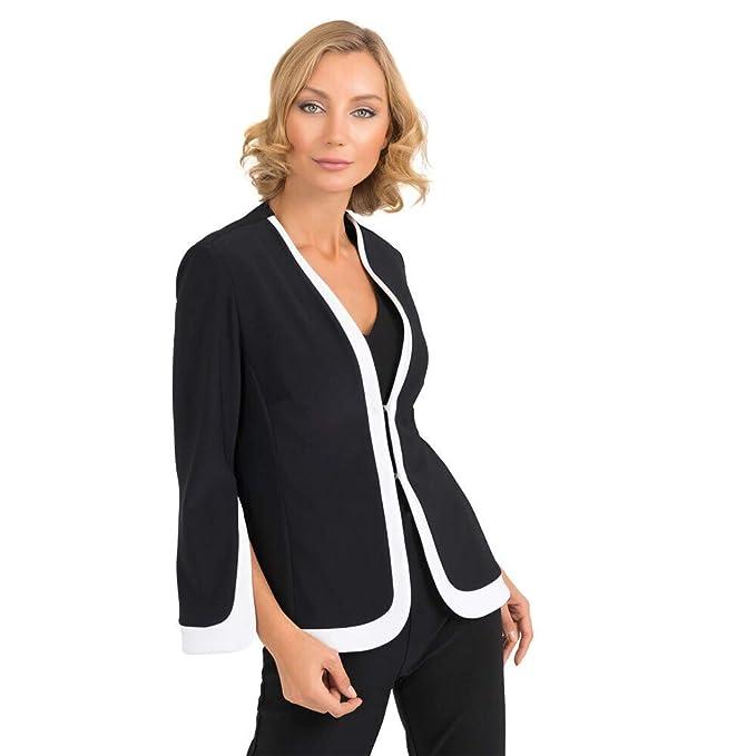 Amazon.com: Joseph Ribkoff Jacket Style 193191: Clothing