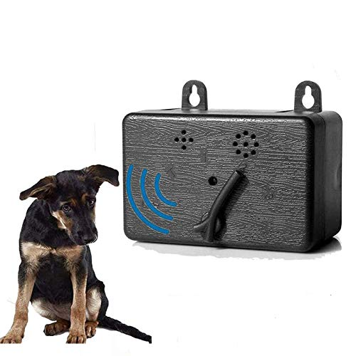 Anti Barking Control Device,ultrasonic dog bark deterrent,outdoor stop neighbor dog barking device silencer,no barking…