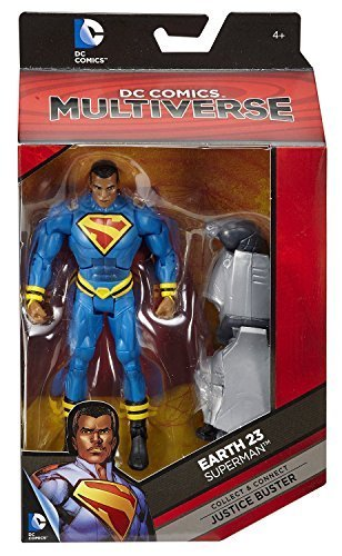 Mattel DC Comics multiverse 6 inches figures earth 23 Superman / MATTEL DC COMICS MULTIVERSE 2016 EARTH 23 SUPERMAN [parallel import goods] Justice Buster series
