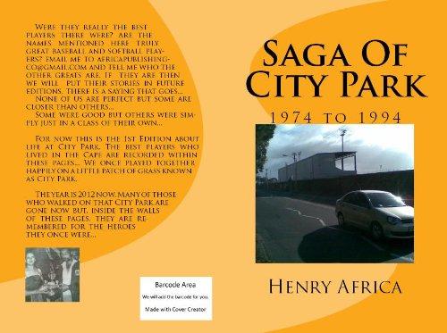 Saga of City Park Pdf