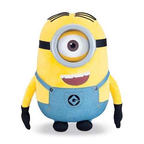 ''Despicable minion the great escape'' [think way, plush toys, talking XL size / Stuart