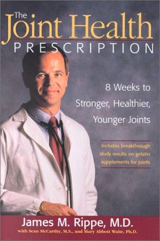 Joint Pain Prescription ebook