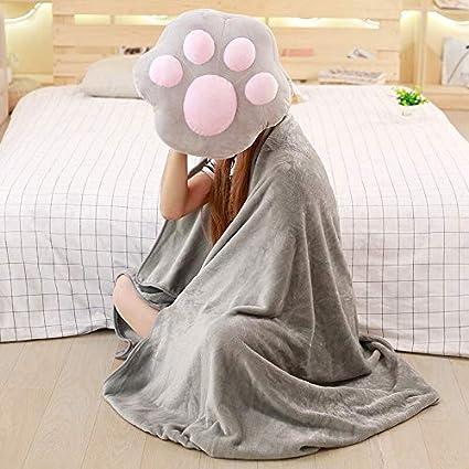 Amazon.com: EXTOY 2019 - Almohada y manta de felpa suave ...
