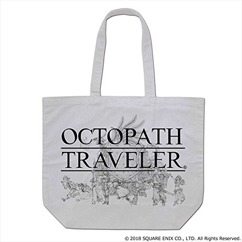 Octopath Traveler - Canvas Tote Bag