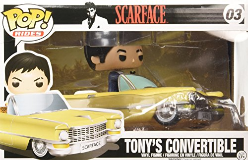 Funko POP Movie (Vinyl): Scarface - Scarface Pop! Car - Montana Pop
