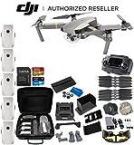 DJI Mavic Pro Platinum Collapsible Quadcopter 5-Battery Ultimate Bundle Review