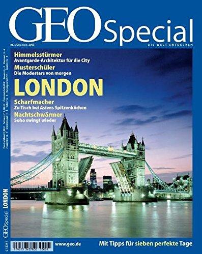 GEO Special 05/2005 - London