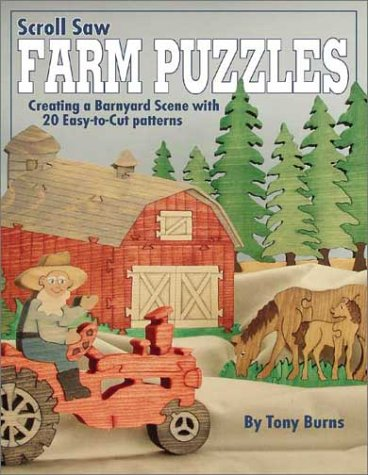 Scroll Saw Farm Puzzles