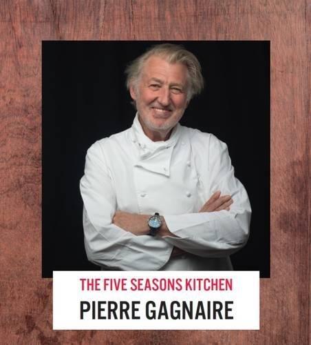 The Five Seasons Kitchen Pierre Gagnaire
