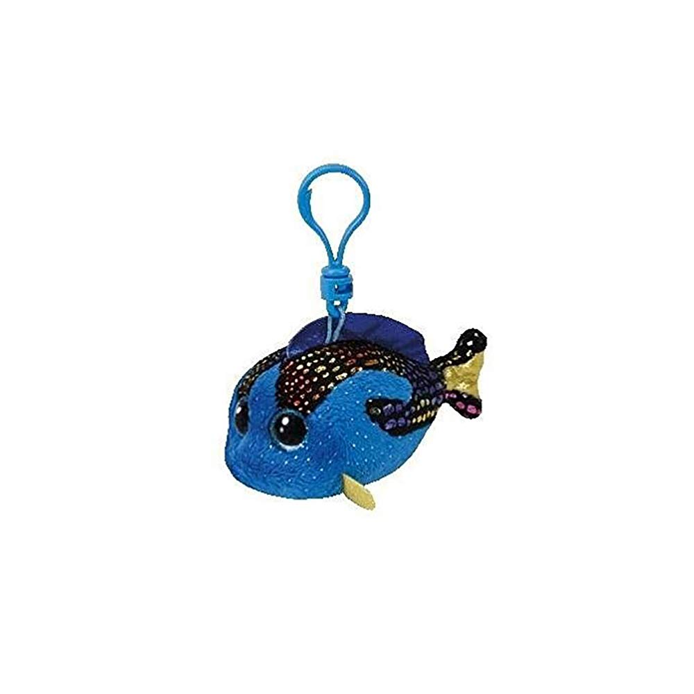 TY - Llavero Azul Turquesa: Amazon.es: Equipaje
