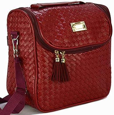 03af52727 Nécessaire Feminina Bolsa Térmica Luxo Vermelho CBRN07875: Amazon ...