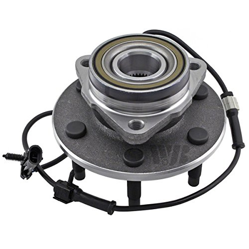 WJB WA515036 WA515036-Front Wheel Hub Bearing Assembly-Cross Reference: Timken SP500300 / Moog 515036 / SKF BR930304 from WJB