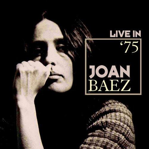 CD : Joan Baez - Live In '75 (CD)
