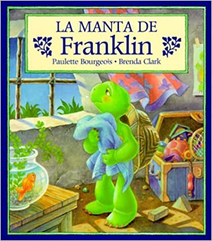 Book La manta de Franklin (Spanish Edition) by Paulette Bourgeois (2001-04-01)